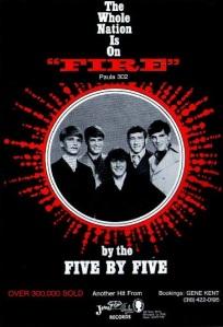 Five by Five - 1968 CB - Fire