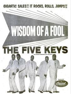 Five Keys - 12-56 - Wisdom of a Fool
