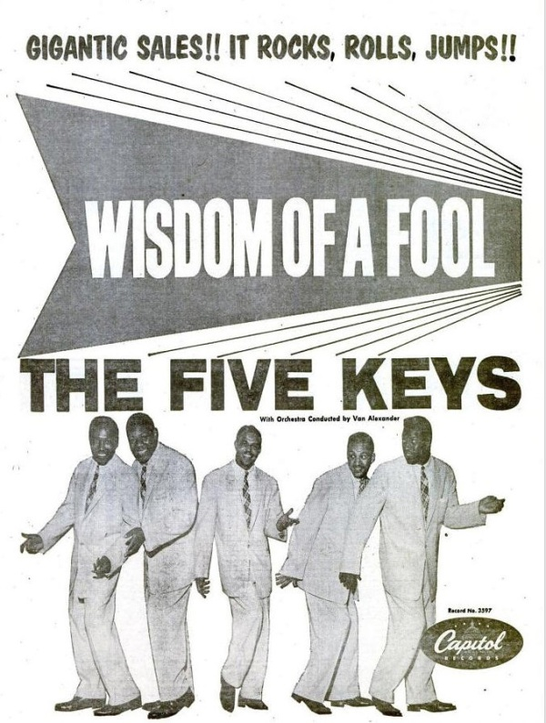 Five Keys - 12-56 - Wisdom of a Fool
