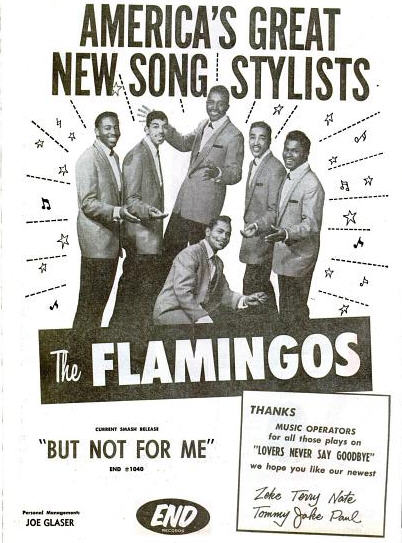Flamingos - 04-59 - But Not For Me