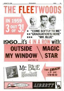 Fleetwoods - 01-60 - Outside My Window