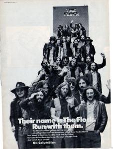 Flock - 1969 BB - Run with Them