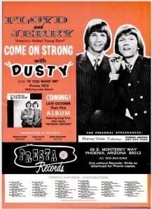 Floyd & Jerry - 10-66 - Dusty