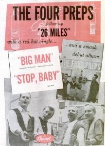 Four Preps - 04-58 - Big Man