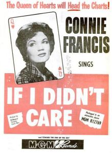 Francis, Connie - 02-59 - If I Didn't Care