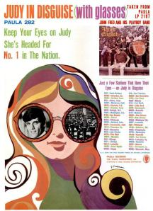 Fred, John & Playboy Band - 12-67 - Judy In Disguise