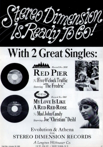 Frederic & Others - 1969 CB - Ad