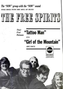Free Spirits - 11-66 - Tattoo Man