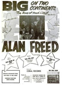 Freed, Alan - 11-56 - On Two Continents