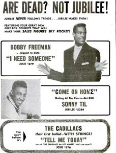 Freeman, Bobby - 05-60 - I Need Someone