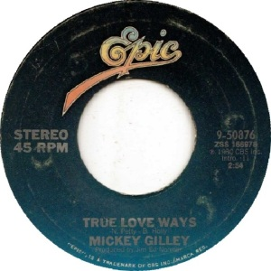 Gilley - 1980 - True Love Ways