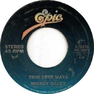Gilley - 1980 - True Love Ways