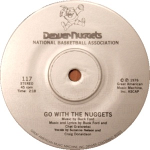 Great American 117 - Nelson & Donaldson - Go With the Nuggets