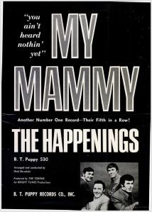 Happenings - 07-67 - My Mammy