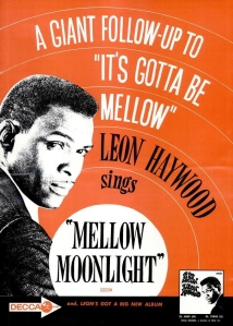 Haywood, Leon - 12-67 - Mellow Moonlight