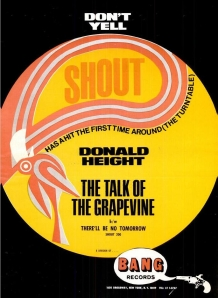 Height, Donald - 06-66 - The Talk of the Grapevine