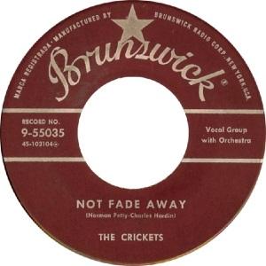 Holly 1957 10 - Not Fade Away