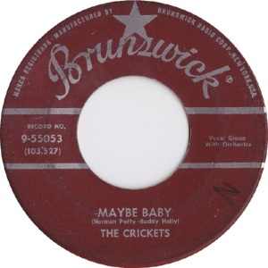 Holly 1958 03 - Maybe Baby