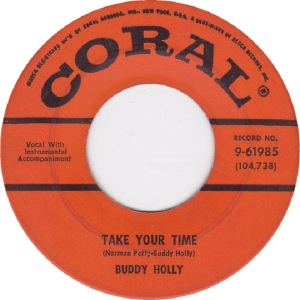 Holly 1958 04 - Take Your Time