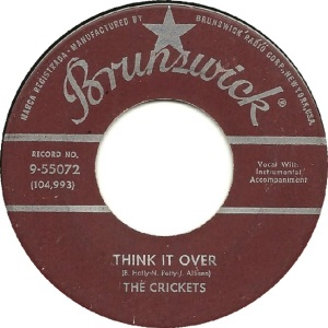 Holly 1958 07 - Think it Over