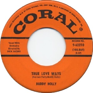 Holly 1960 05 - True Love Ways