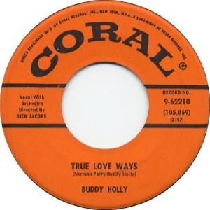 Holly 1960 05 - True Love Ways