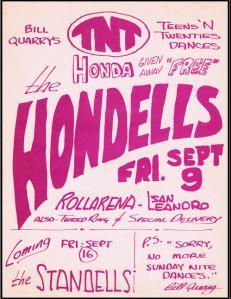 Hondells - Rollarena San Leandro