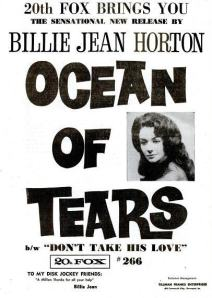 Horton, Billie Jean - 07-61 - Ocean of Tears
