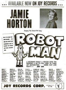 Horton, Jamie - 07-60 - Robot Man