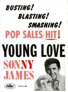 James, Sonny - 12-56 - Young Love