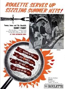 James, Tommy & Shondells - 07-66 - Hanky Panky