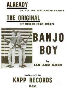 Jan & Kjeld - 06-60 - Banjo Boy
