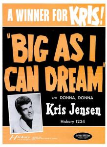 Jensen, Kris - 10-64 - Big As I Can Dream