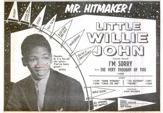 John, Little Willie - 03-61 - I'm Sorry