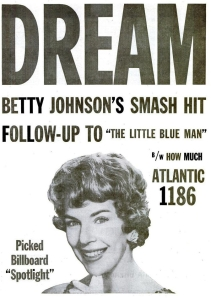 Johnson, Betty - 05-58 - Dream