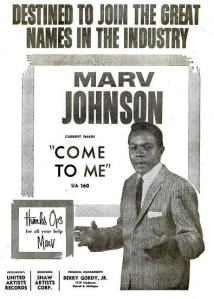 Johnson, Marv - 04-59 - Come to Me