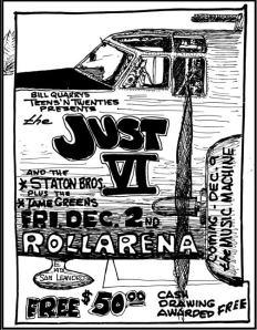Just IV - Rollarena San Leandro