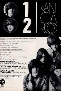 Kangaroo - 1967 CB - Frog Giggin