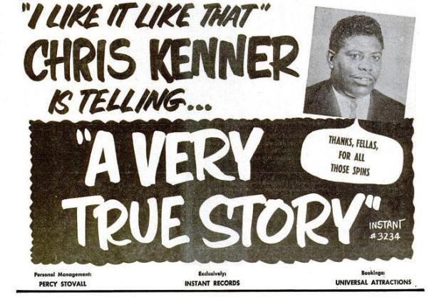 Kenner, Chris - 09-61 - A Very True Story