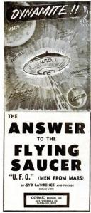 Lawrence, Sid - 09-56 - UFO