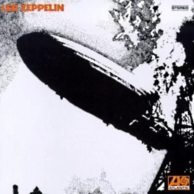 Led Zeppelin - Atlantic - 1st