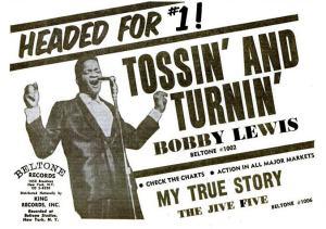 Lewis, Bobby - 07-61 - Tossin & Turnin