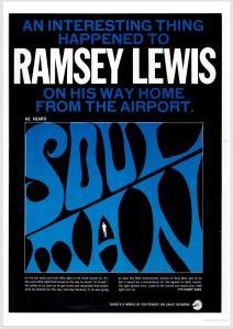 Lewis Trio, Ramsey - 10-67 - Soul Man