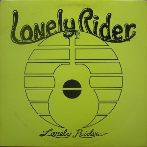 LONELY RIDER 01
