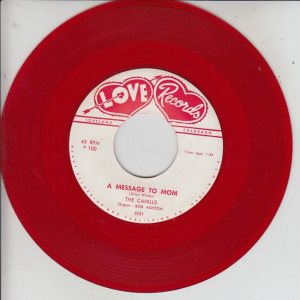 LOVE 100 - CAHILLS - RED