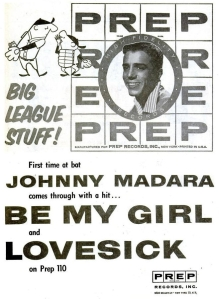 Madara, Johnny - 06-57 - Be My Girl