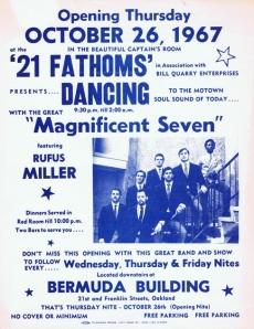 Magnificent Seven - 21 Fathoms Dancing