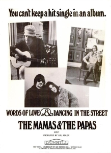 Mamas & Papas - 11-66 - Words of Love