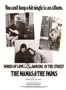 Mamas & Papas - 11-66 - Words of Love