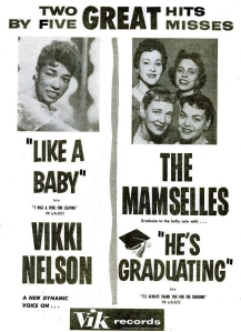 Mamselles - 05-57 - He's Graduating